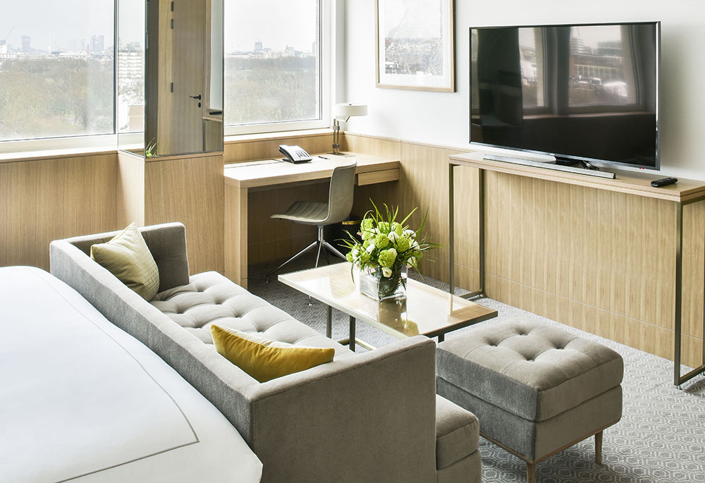 Executive Luxury hotels rooms near Hyde Park