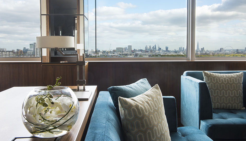 Room with view near Lancaster Gate