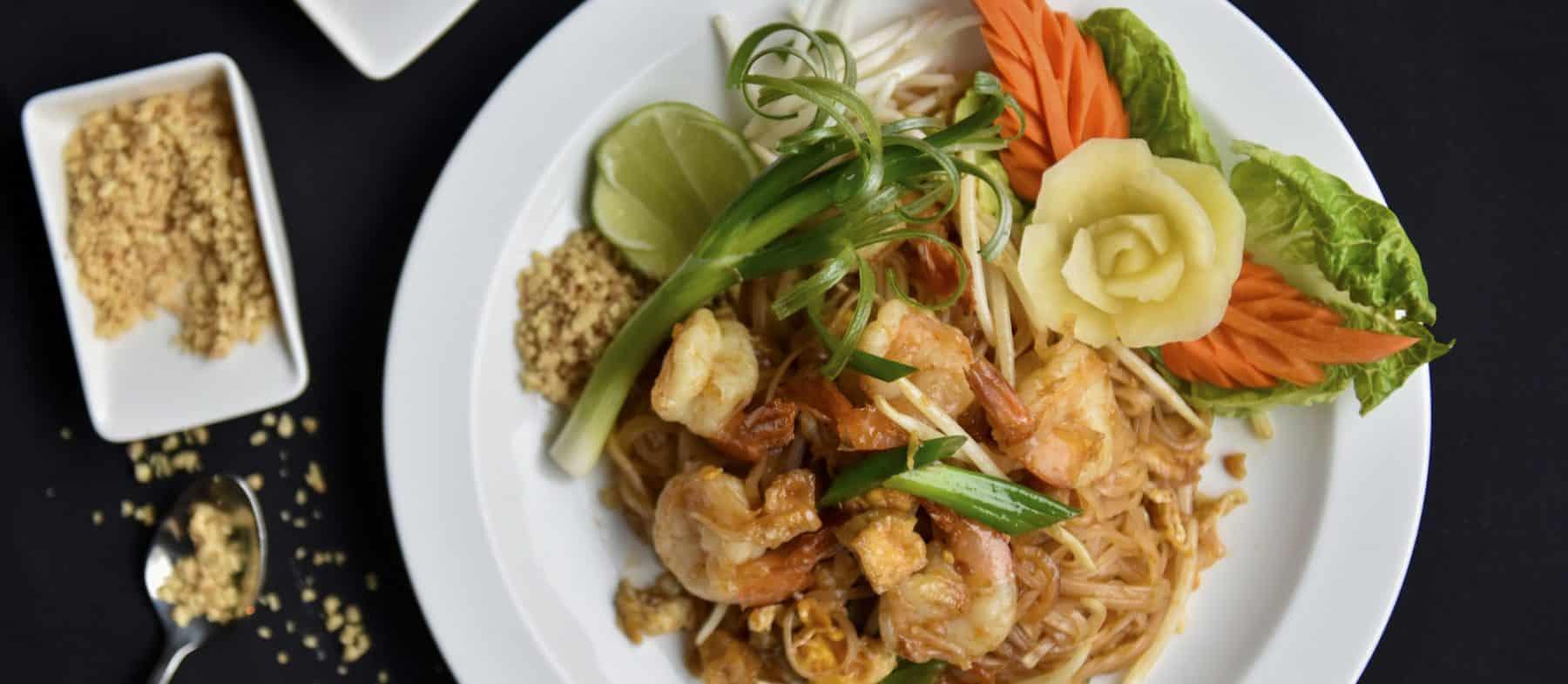 Thai restaurants near Lancaster Gate