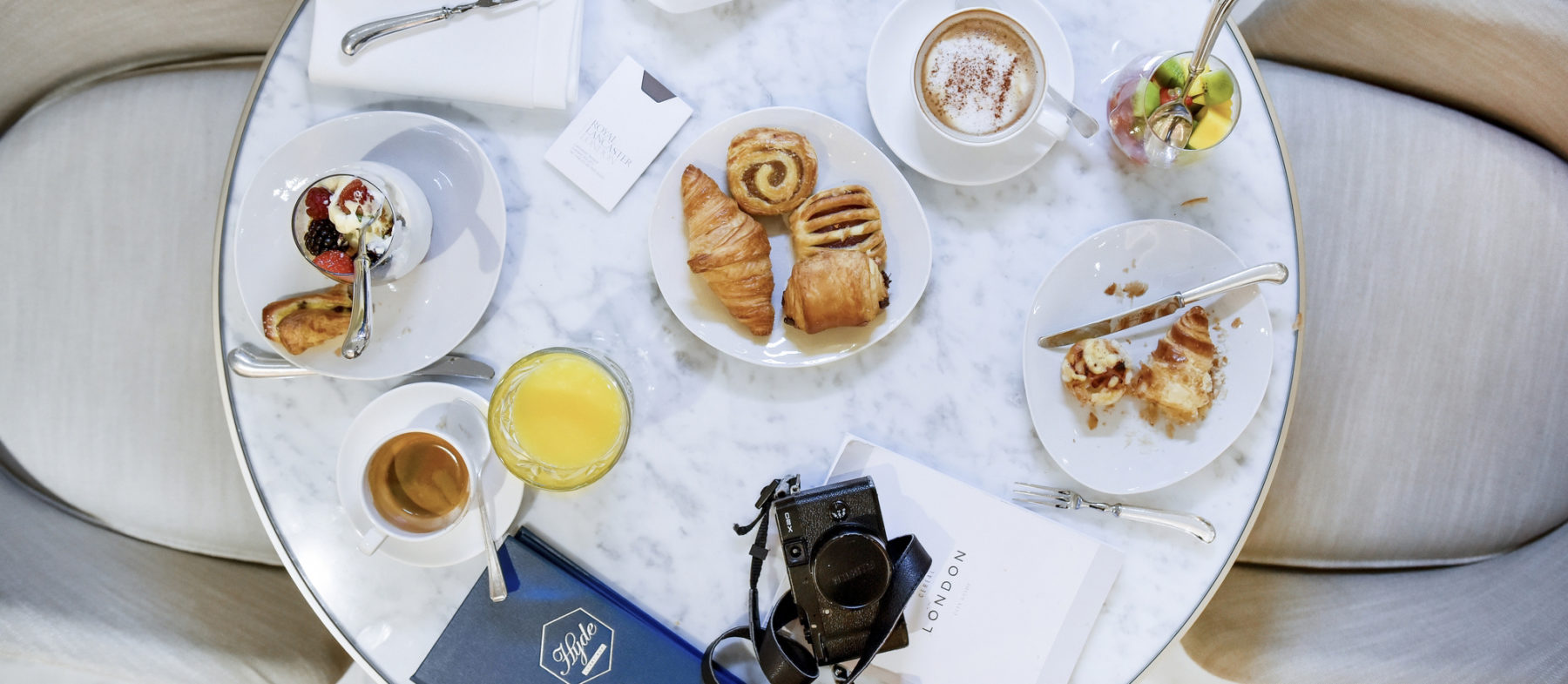 Best Breakfast near Hyde Park and Lancaster Gate
