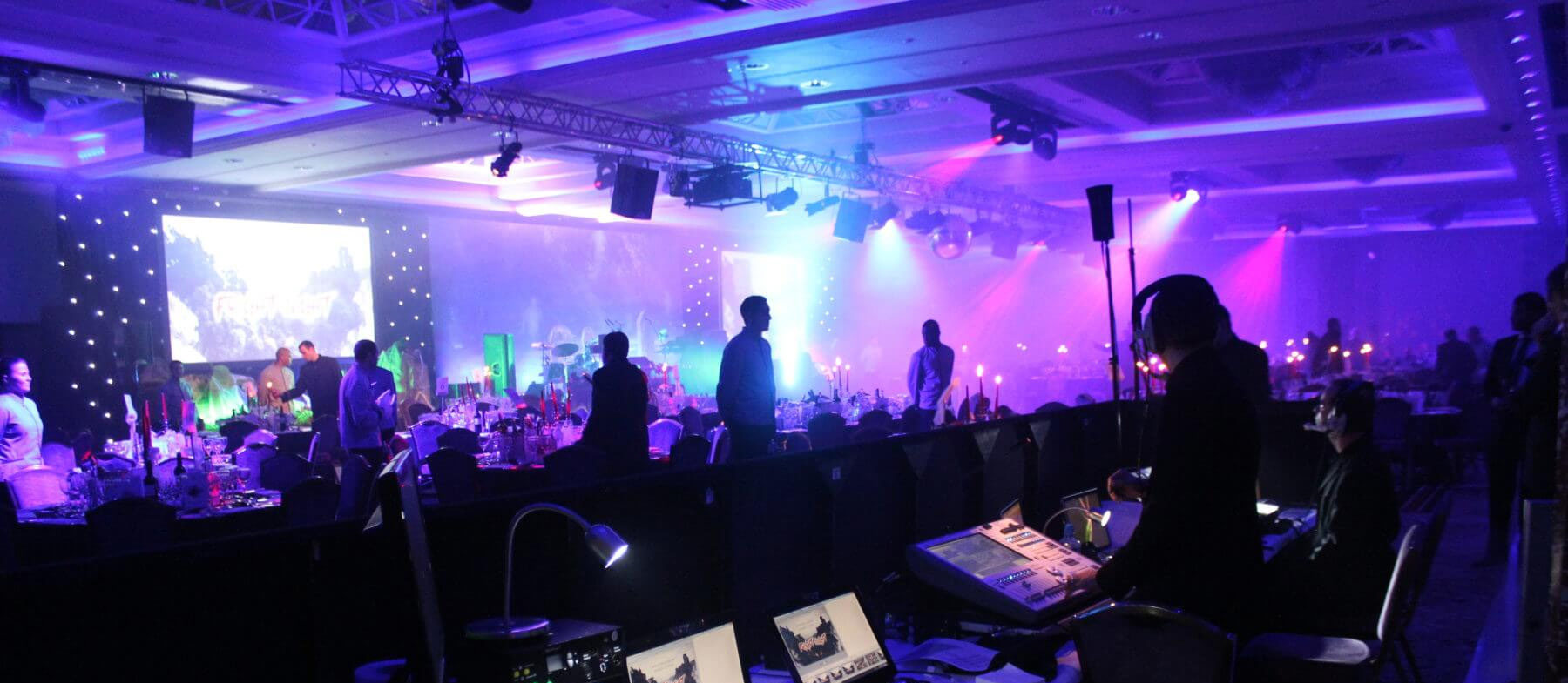 Audio Visual Events London