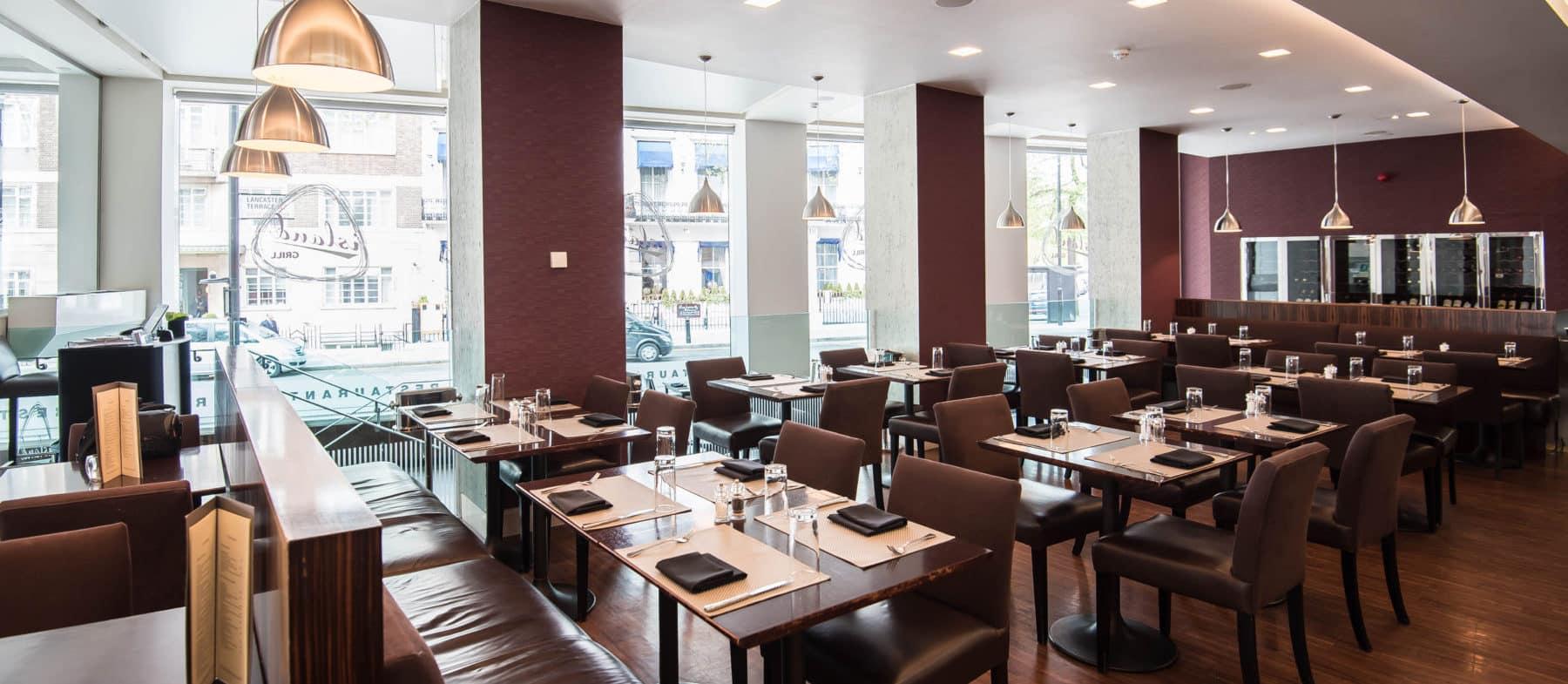 Hotel Restaurants in London