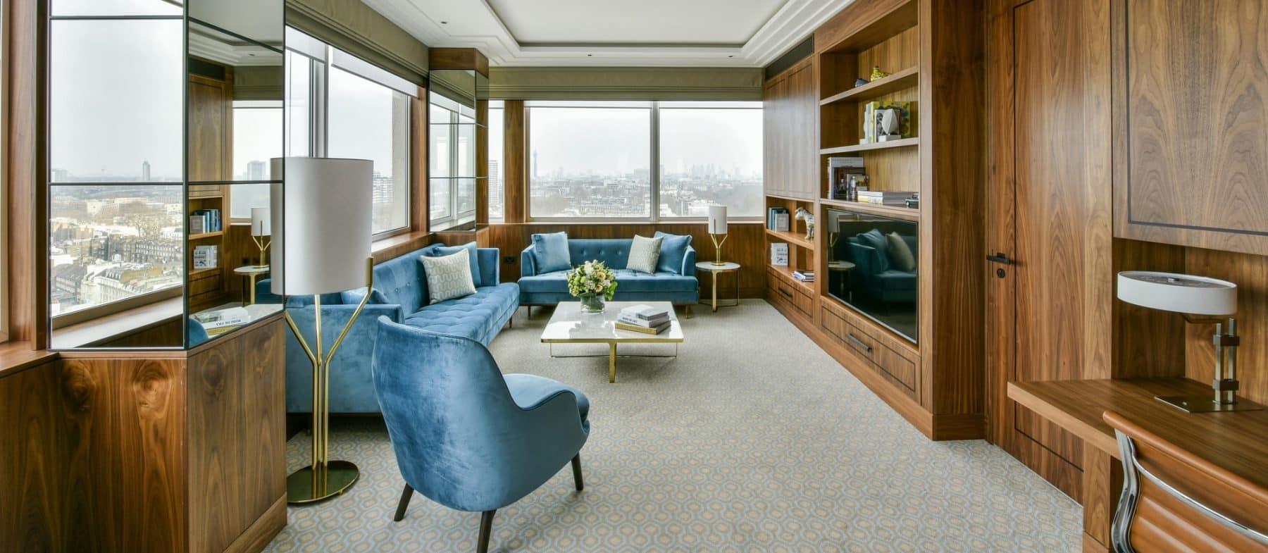 Suite near Lancaster Gate