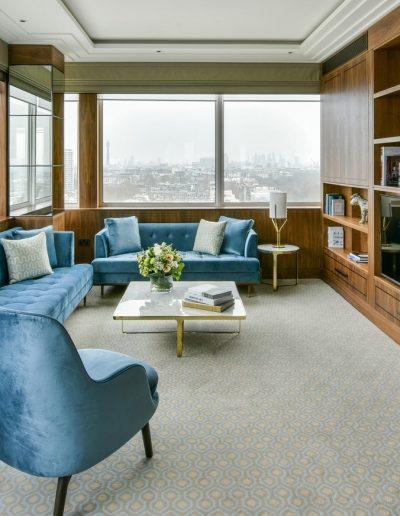 Lancaster Suite Lounge