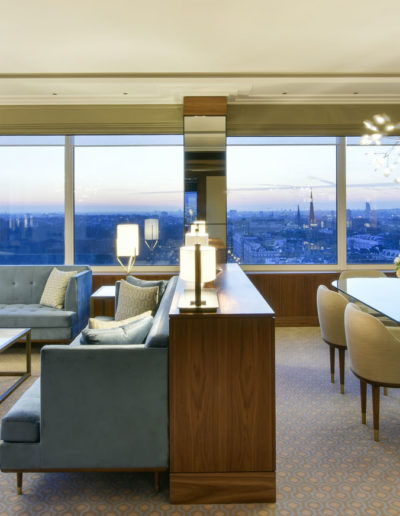 Suite with a view near Hyde Park