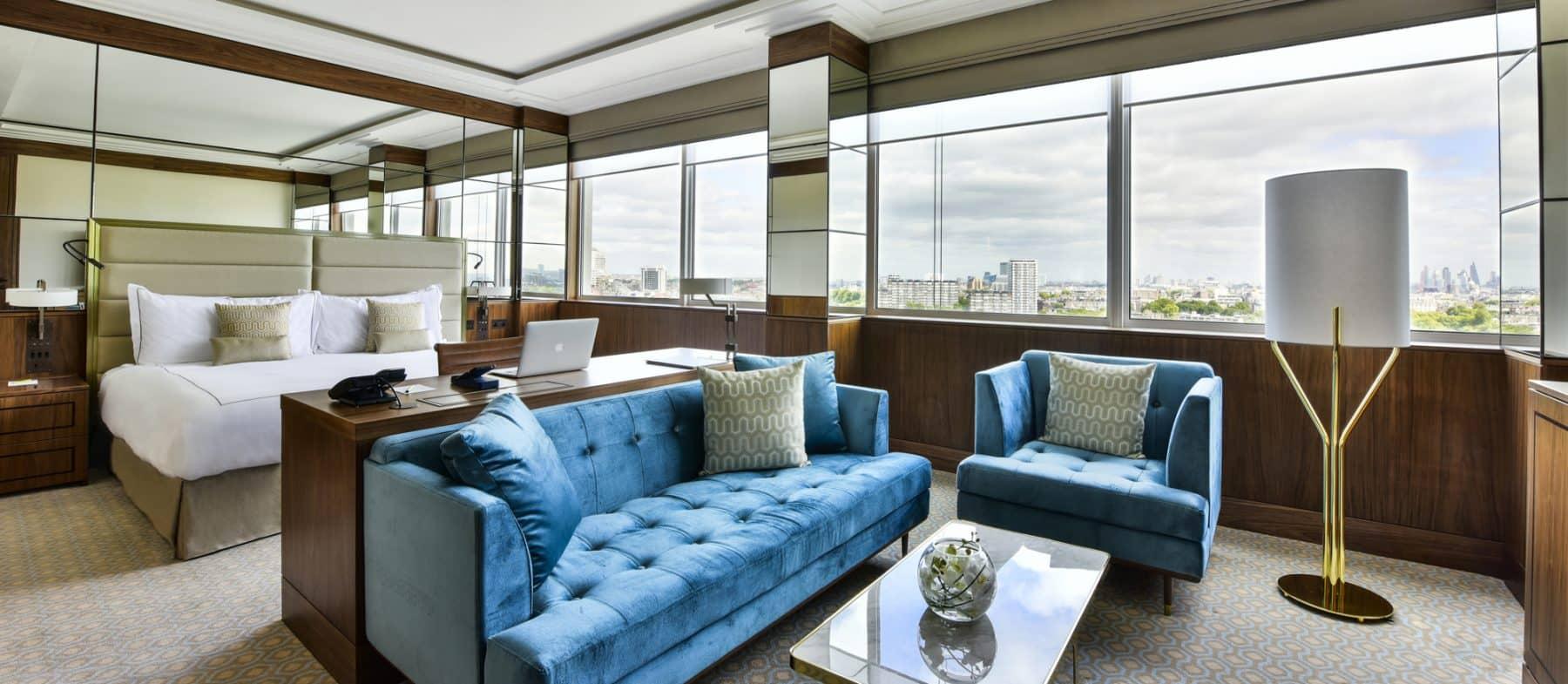 Luxury Hotel Rooms London near Hyde Park