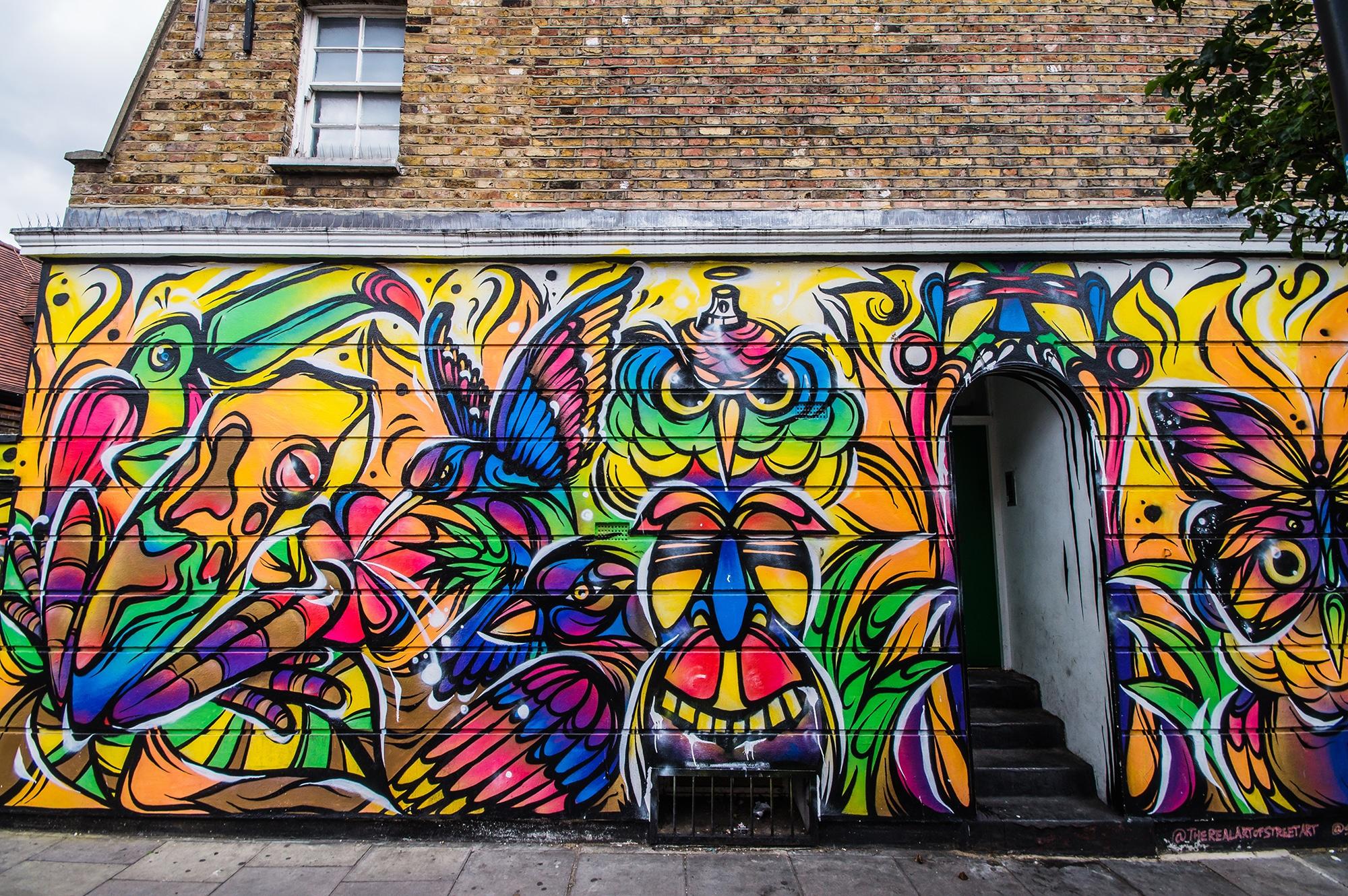 Camden Town, Camden Market